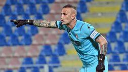 Cordaz all'Inter, è ufficiale