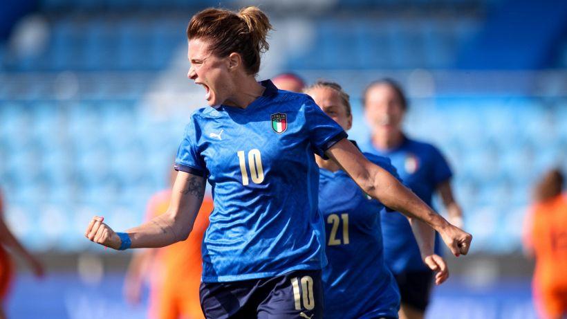 Qualificazioni Mondiale 2023: l'Italia umilia la Croazia