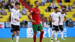 Germania indigesta per Cristiano Ronaldo: primo gol ma quinta sconfitta contro i tedeschi