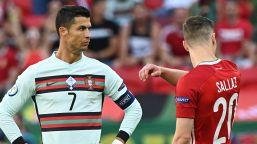 In campo per cinque Europei: nessuno come Cristiano Ronaldo