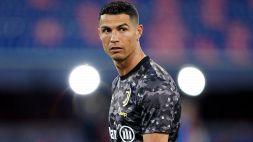 Juventus, Cristiano Ronaldo lascia in anticipo l'allenamento