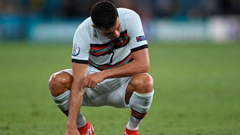 Cristiano Ronaldo, scoppia il caso: il gesto dopo la partita