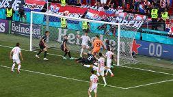 Euro 2020, Croazia-Spagna 3-5 d.t.s: le foto