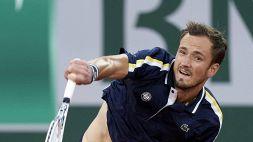 Roland Garros, Medvedev e la polemica su Amazon