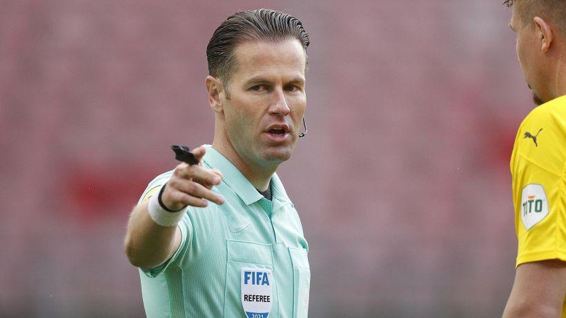 E' olandese l'arbitro di Italia-Turchia