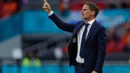"""De Boer: """"Abbiamo giocato bene"""""""