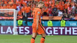 Flop Olanda, bufera su De Ligt: Non perde mai il vizio