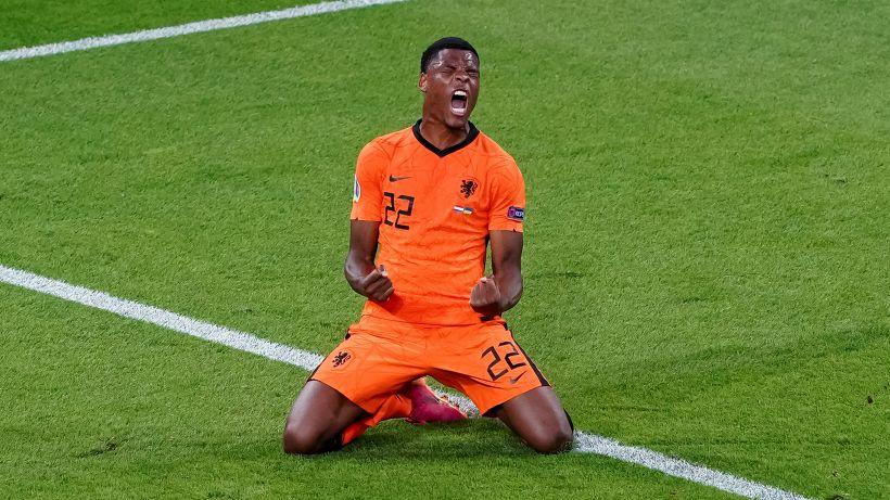 Euro 2020, il sogno di Dumfries: da Aruba al goal decisivo con l'Olanda