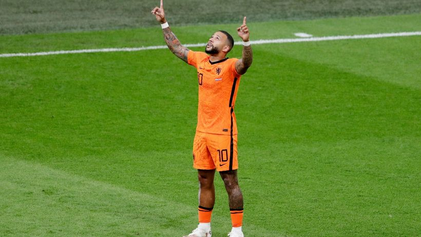 Euro 2020: l'Olanda conquista il primo posto con super Depay