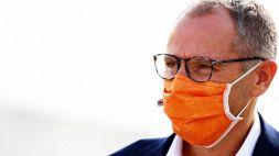 F1, Domenicali auspica tribune piene per il secondo weekend di Spielberg
