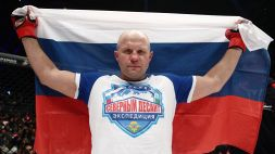 MMA, Emelianenko torna nell'ottagono dopo quasi 2 anni