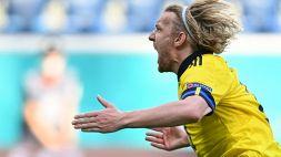 Euro 2020, Svezia-Polonia: le probabili formazioni