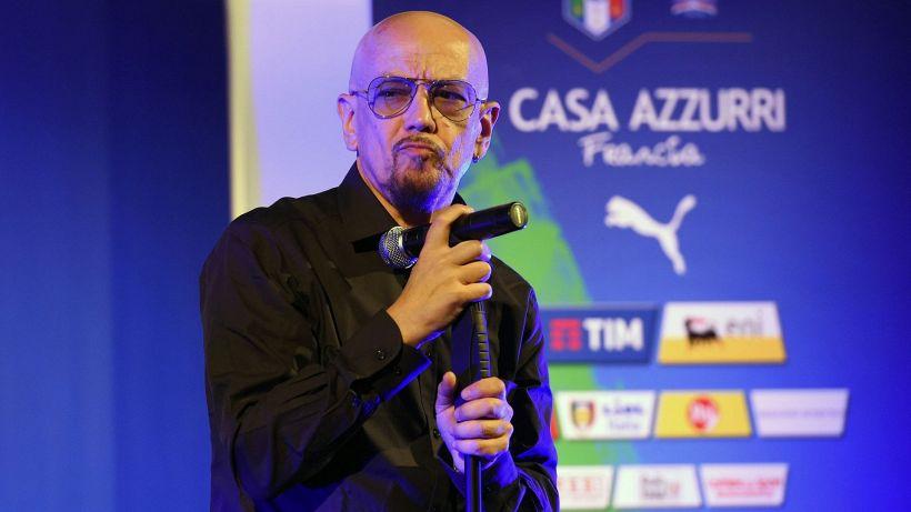Enrico Ruggeri da record: esordio in Serie D a 64 anni