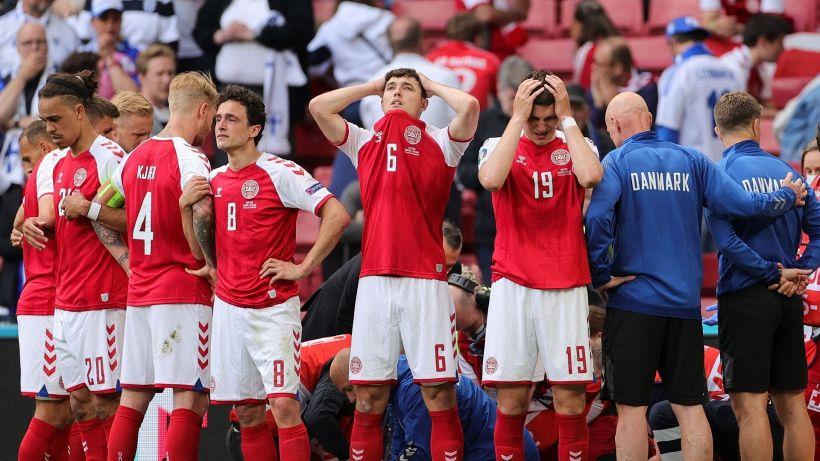 Dramma Eriksen, i messaggi degli interisti e del mondo del calcio