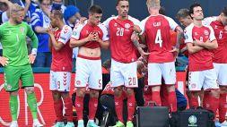 Dramma Eriksen, Danimarca minacciata? Rivelazione a sorpresa