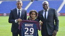 Mbappé junior rinnova col PSG: il fratello di Kylian firma fino al 2024
