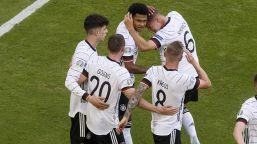 Euro 2020: Germania-Portogallo 4-2, le foto