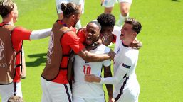 Euro 2020: Inghilterra-Croazia 1-0, le foto