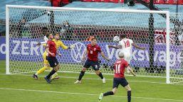 Euro 2020, le foto di Croazia-Scozia e Repubblica Ceca-Inghilterra