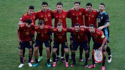 Euro 2020: Spagna-Svezia 0-0, le foto