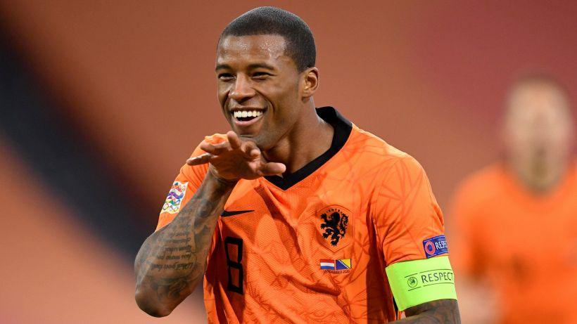 Ora è ufficiale: Wijnaldum è un nuovo giocatore del PSG