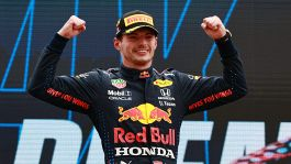 F1: Max Verstappen si impone in Francia, le foto