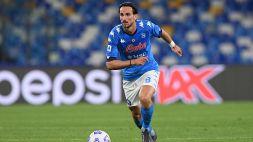 Napoli, Fabian Ruiz allontana voci di un possibile trasferimento