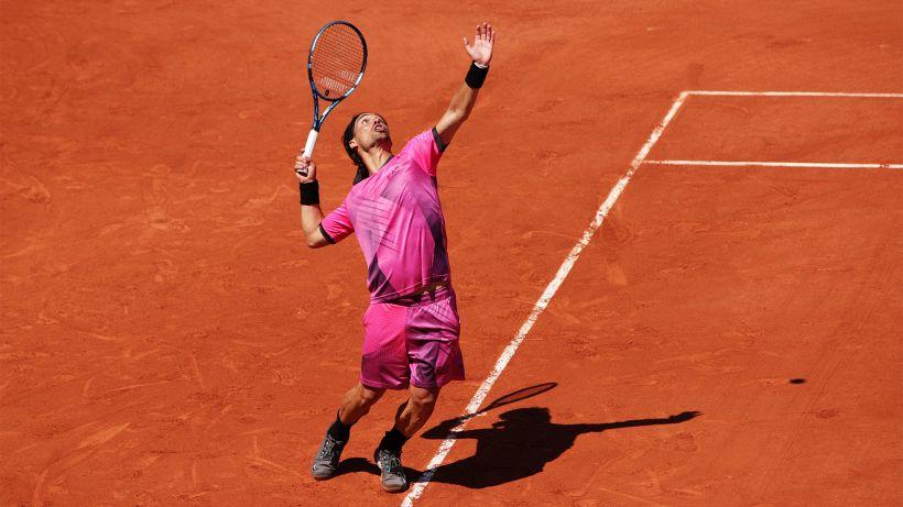 Roland Garros, Fognini supera Fucsovics: 9a volta al 3° turno per l'italiano