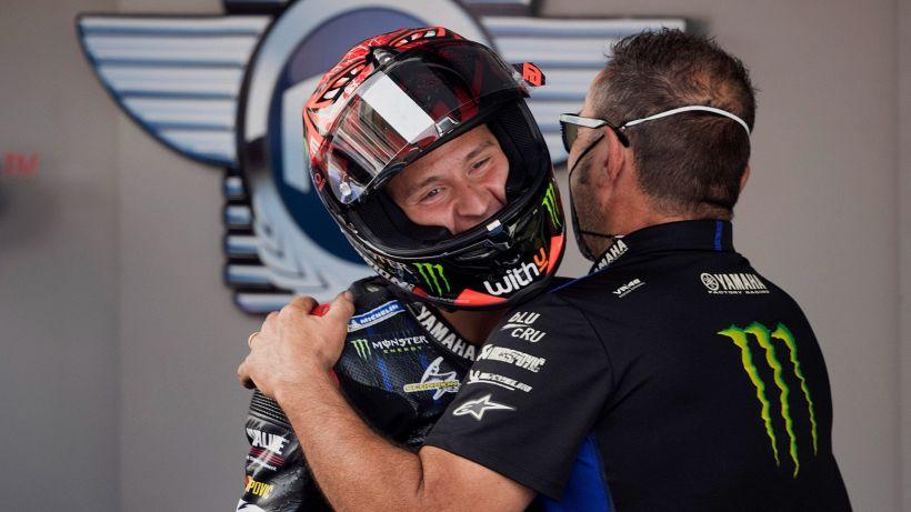 """MotoGP, Quartararo: """"Fiducia per il Sachsenring"""""""