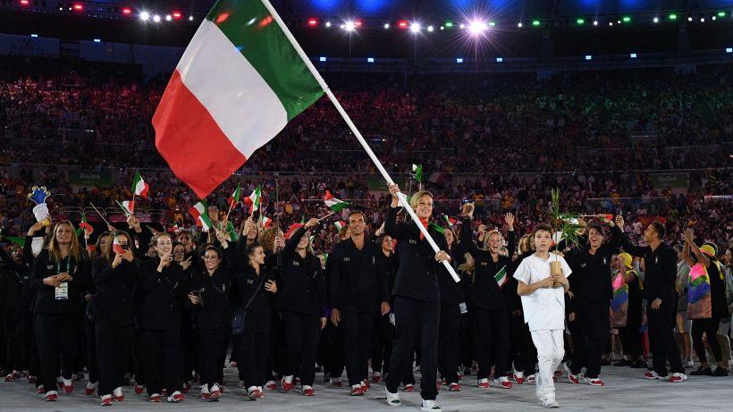 Olimpiadi, l'Italia vola: record di partecipazione individuale