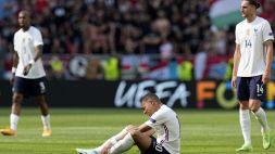 Euro 2020, la Francia rallenta: impresa Ungheria