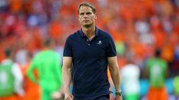 Olanda fuori da Euro 2020: de Boer si dimette