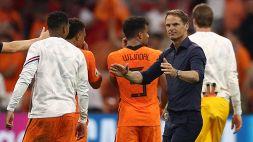 Euro 2020, Olanda-Rep. Ceca: le probabili formazioni