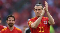"""""""È la tua ultima partita col Galles?"""": e Bale lascia l'intervista"""