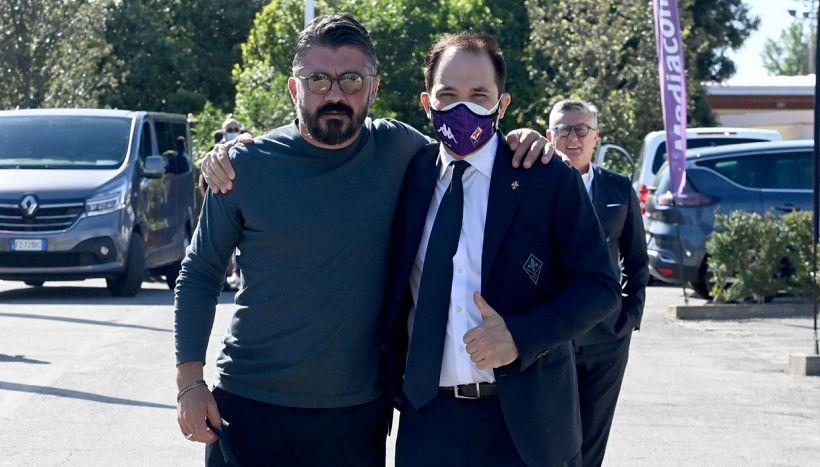 Gattuso molla la Fiorentina: scontro con Commisso, i sostituti