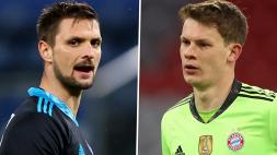 Il Bayern cambia in porta: Nübel al Monaco in prestito, torna Ulreich