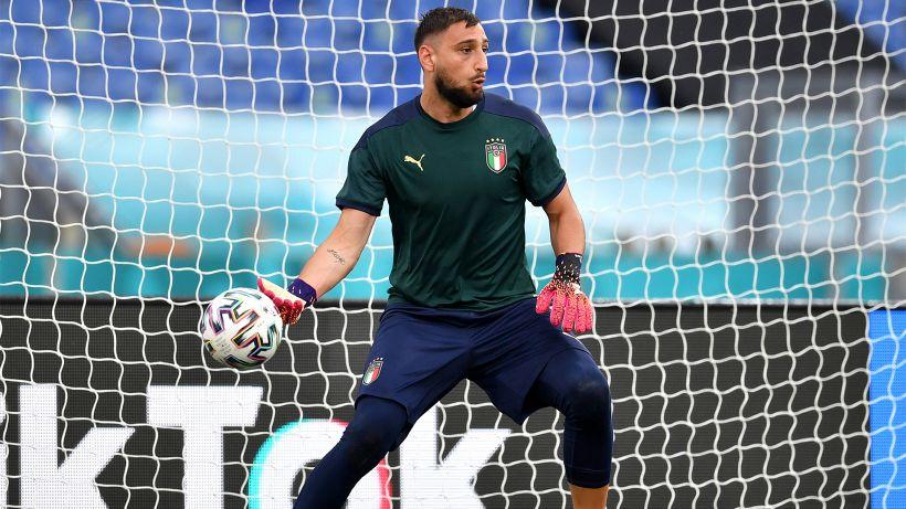 Euro 2020, Italia: Gigio Donnarumma vuole onorare la maglia Azzurra
