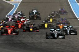 F1, Gp Francia: favoriti, torna il duopolio Hamilton-Verstappen