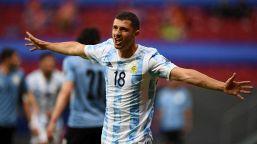 Rodriguez eroe a sorpresa: Argentina-Uruguay 1-0