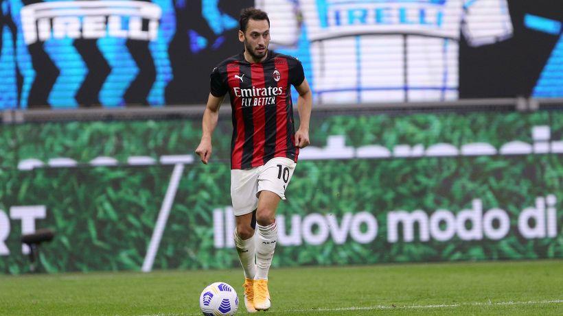 Calhanoglu-Inter, arrivata la conferma: le parole del giocatore
