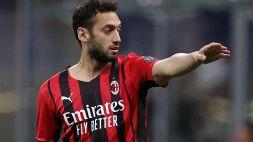 Calhanoglu: tutti i precedenti trasferimenti dal Milan all'Inter