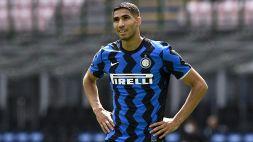 L'Inter ha scelto il sostituto di Hakimi, due big nel mirino