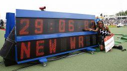 Atletica, 10mila metri donna: nuovo record del mondo