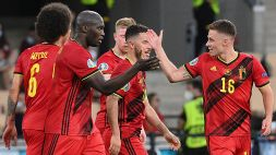 Euro 2020, Lukaku batte Ronaldo: Italia col Belgio ai quarti