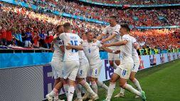 Euro 2020, Olanda-Repubblica Ceca 0-2: le foto