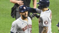 MLB: Astros inarrestabili, cadono i Red Sox