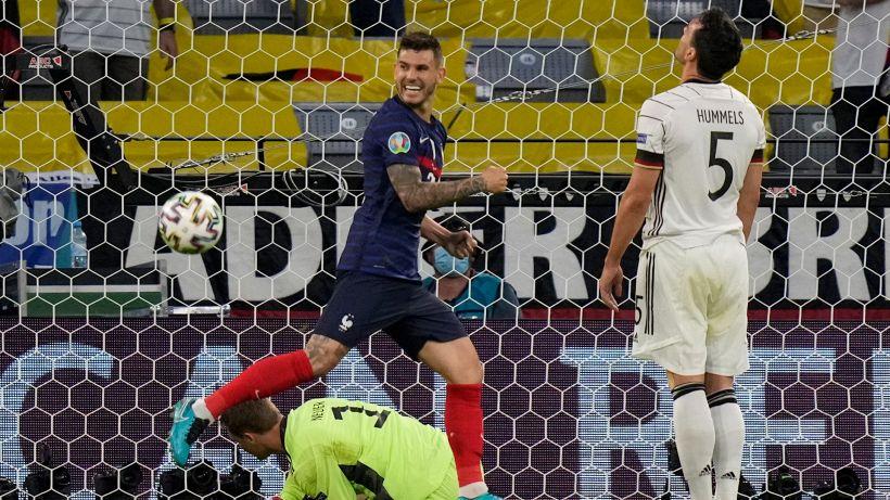 Euro 2020, la Germania si abbatte da sola: 1-0 Francia con autogol