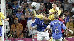 "Euro 2004, Italia eliminata dal ""biscottone"" e da Ibrahimovic"