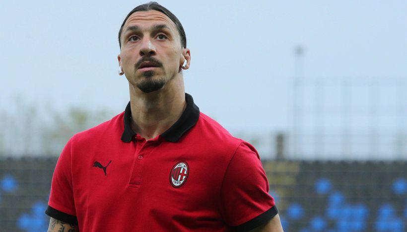 Ibra in dubbio per la Juve, il grande timore dei tifosi del Milan