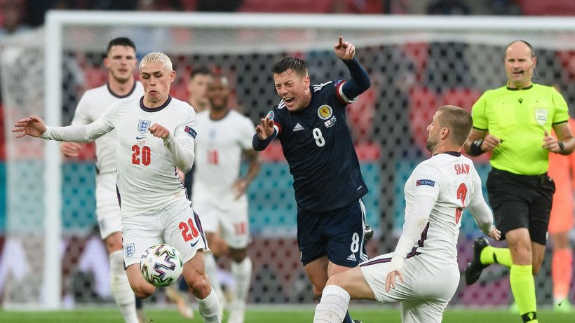 Euro 2020: orgoglio Scozia, Inghilterra bloccata. Pari a Wembley